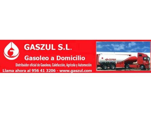 Gaszul | Gasoleos a Domicilio Cádiz