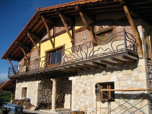 balcon de forja