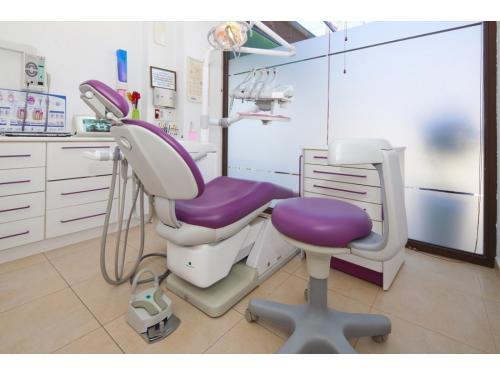 Gabinete dental de la Clínica Dental Infante Don Luis