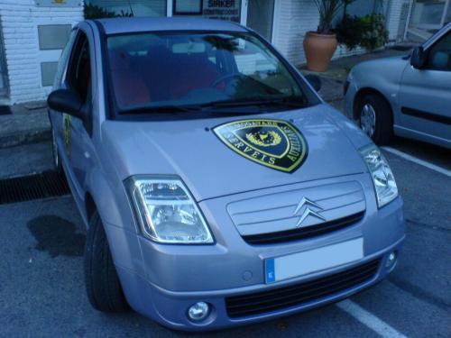 Almogavars coche 1