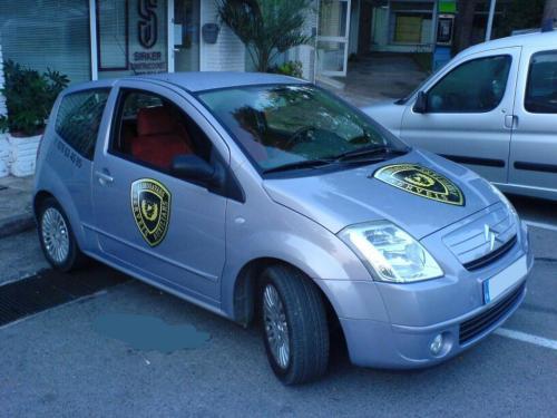 Almogavars coche 2