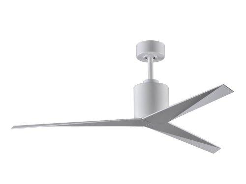 CASA BRUNO Eliza ventilador de techo Ø 142 cm, blanco / blanco