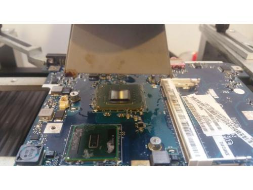 Realizamos reparación de gráfica de portátiles y consolas