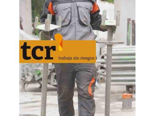 TCR Protección. Vestuario laboral profesional, ropa de trabajo, uniformidad corporativa