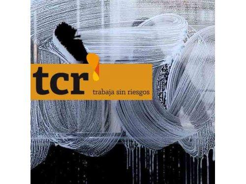 TCR Protección. Higiene industrial; absorbente universal, celulosa, jabón, paño técnico industrial