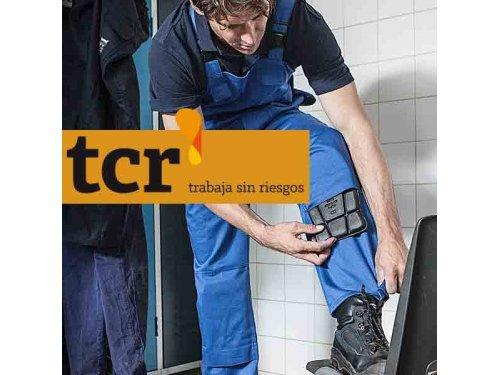 TCR Protección. Ergonomía; protección ergonómica muscular, antifatiga
