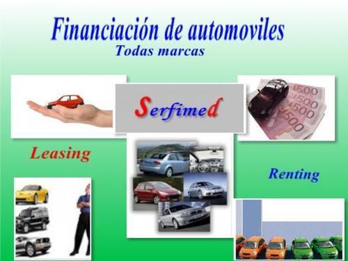 Especialistas en Financiación, Leasing y Renting de vehículos