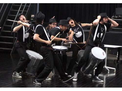 Batuca , Humor y Teatro en un solo Show.