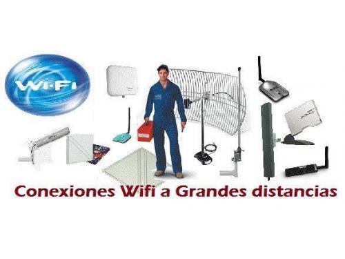 Instalacion de Antenas Wifi Para Almeria