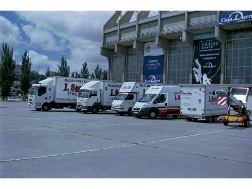 Flota de Camiones