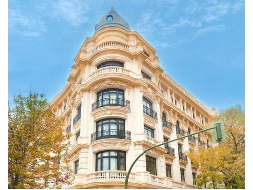 Fachada de Hotel Innside Madrid Génova