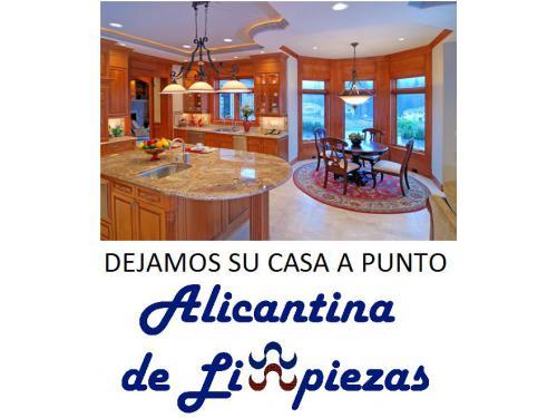 Limpieza en alicante su casa a punto