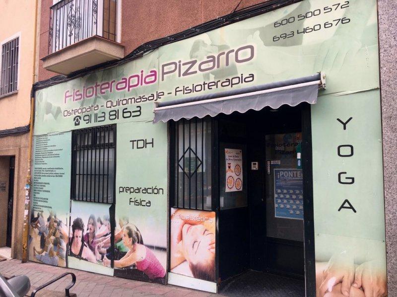 Fisioterapia Pizarro