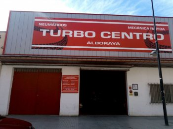 Turbo centro alboraya