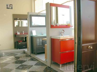 Ofertas continuas de muebles de baño por cambio de exposición. ¡Visite la tienda!