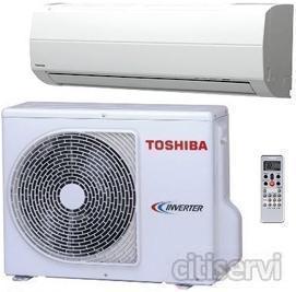 Equipo de aire acondicionado Toshiba Avant 10 para estancias de hasta 20m2 con instalación básica incluida. Instalación básica hasta 3 metros de lineas frigorificas. Consulte resto de condiciones.