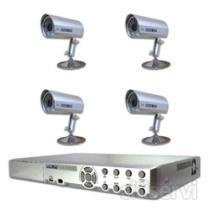 kit de videovigilancia. KIT Video Vigilancia 4 Cámaras 500 Gb POR SOLO 325 EUROS + IVA.