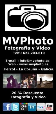 20 % Descuento en Foto y Video con la contratación de Foto y Video de tu reportaje