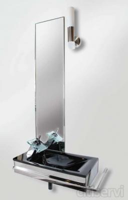 15% de descuentos en mamparas de baño, accesorios y complementos. Como muebles, espejos, platos de ducha y grifería.