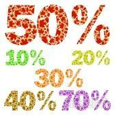 Descuento del 10% en todo tipo de trabajos contratados con nosotros.