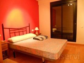 Un piso - apartamento impecable en el centro de Lleida de 65 metros incluyendo terraza. Dos habitaciones, amueblado, cocina equipada y mucha luz.