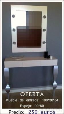 medidas del mueble 100x30x84 se puede pedir con otras medidas