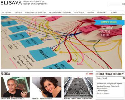 La Escuela Mediterraneo Barcelona ofrece el 10% de descuento en sus cursos de español como lengua extranjera para los estudiantes de Elisava Barcelona School of Design and Engineering.
