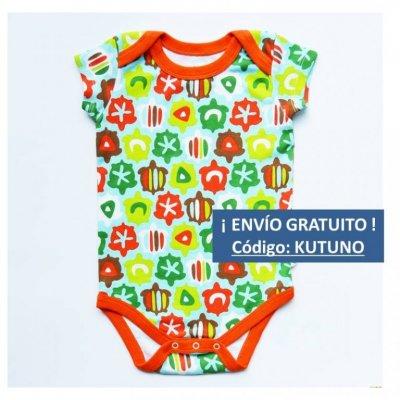 Ropa bebé fabricada en algodón y bambú. Bodies, peleles, pijamas y mucho más para cuidar de la piel de bebés y niños.