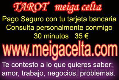 REGALO LECTURA DE TAROT DE 30 MINUTOS  www.meigacelta.com