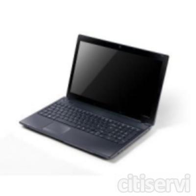 Acer AS5742G-374G32Mn, Aspire 5742. Procesador: 2400 MHz, Intel Core i3, i3-370M, Socket 988, Intel HM55, 2.5 GT/s, 3 MB. Accionamiento de disco: 320 GB, No específicado, No específicado. Exhibición: 15.6 , 1366 x 768 Pixeles, HD TFT LCD, 16:9. Me