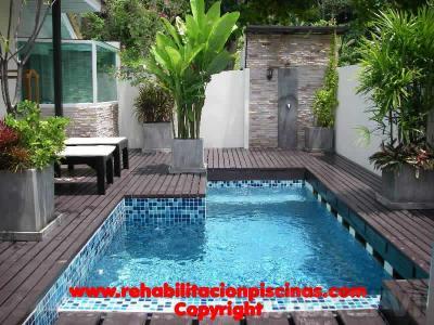Oferta para la construcción de una piscina 8x4 completa:  De obra por tan solo 11.990 € De acero por tan solo 9.990 €  Solicita más información sin compromiso