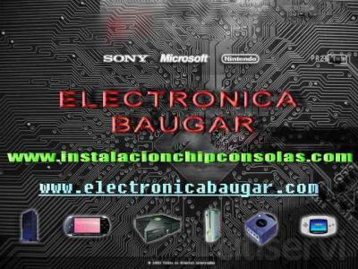 FLASHEO LIBERACION xbox360 psp ps3 wii Downgrade Cambio Version Madrid Tienda