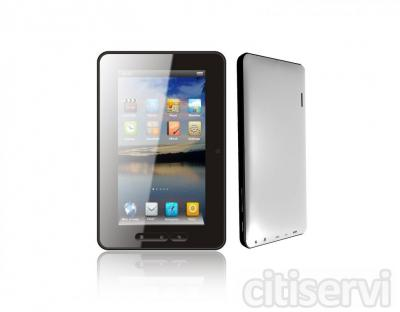 Tablet 7 sistema android.