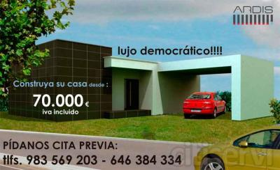 Construya su vivienda de diseño desde 70. 000€ con cocina y armarios empotrados. www. ardisvall. com