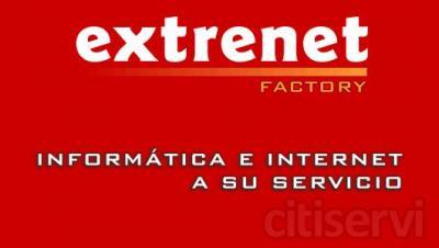 Extrenet regalará el dominio con la extension .com .net o .org por un periodo de dos años, al realizar la pagina web de los nuevos clientes que consiga a través de la oferta publicada en citiservi.