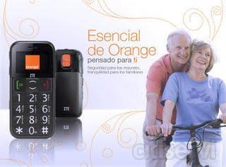 Esencial de Orange es una nueva categoría de productos que nace para dar respuesta a las necesidades de las personas mayores en el ámbito del uso de la telefonía móvil y la accesibilidad.  El primer móvil de la categoría Esencial de Orange está p