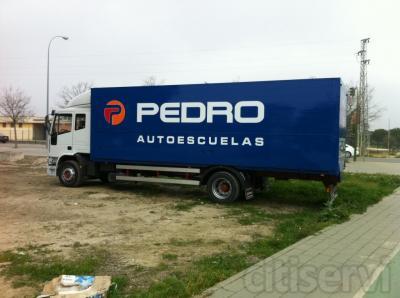 Descuento de 50€ (cincuenta euros) en la matricula de Metodo Rápido para tu permiso de Camión.Y de regalo los test online.