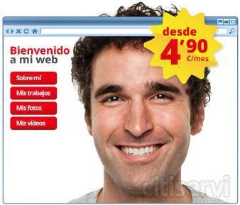 1, 2, 3... ¡inventa tu web!  Elige entre múltiples plantillas Modifica a tu gusto el diseño y los textos Publica tu web personalizado en 5 minutos Crea tu sitio web más personal con 1, 2, 3… ¡inventa tu web! y personalízalo fácilme