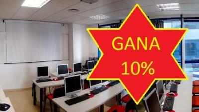 Aulamarcablanca.com te ofrece este bono, con el que podrás obtener un 10% de todo lo que alquiles durante un año, con caracter retroactivo.