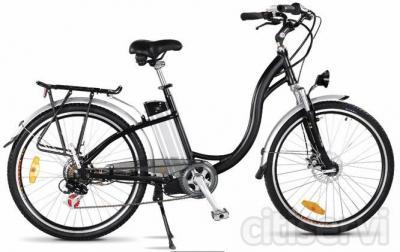 1 Bicicleta electrica + 1 candado con alarma + seguro basico. Duracion 1 dia (24h)