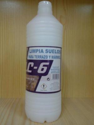 1 litro de producto profesional , para la limpieza y desinfeccion  del pavimento despues del tratamiento, el cual le durara 1 año como minimo , evitando comprar ningun otro producto para la limpieza y el mantenimiento