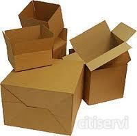 Oferta Cajas Embalaje Gratis al contratar su mudanza