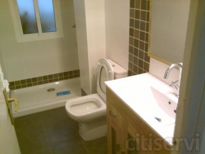 Reforma integral baño.  2900 €