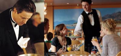 Curso para trabajar en barcos de cruceros, transatlantíco o para trabajar como cocinero en barcos de crucero. Opciones de trabajo: Animador Camarero Relaciones publicas.....