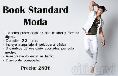 BOOK FOTOGRÁFICO PROFESIONAL