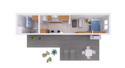 ¿Tienes un terreno y quieres construir una casa económica pero de gran calidad? ¿Necesitas que sea móvil? Construimos casa hechas con contenedores marítimos, de gran resistencia y durabilidad y altas prestaciones.  Precio cerrado. Sin sorpresas. En tiempo