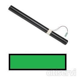 Cañón Lanzador Eléctrico Verde Metalizado 76cm