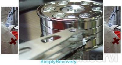 Recuperación de datos de disco duro por tan ¡¡¡sólo 600€+IVA!!! Sea cual sea el tipo de avería.