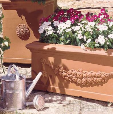 Descuento del 10% en:   Oferta valida hasta el 30/11/11           Jardineras Macetas en Resina Imitacion Barro cocido  Farolas de Jardín Jardineras Acero Corten e inoxidable (hasta el 30% Dto.) Figuras Estatuas Figuras Religiosas  Fuentes de Pa