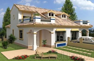 Precio anterior 214.000 € !!! Se vende último chalet adosado en La Dehesa de Campoamor con 86.80mts² construidos, 3 dormitorios (dormitorio principal con terraza y vistas al mar), 2 baños (1 en suite), amplio salón - comedor, cocina independiente, t